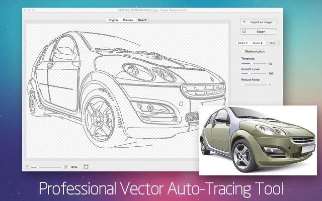 Image Vectorizer 2 Mac