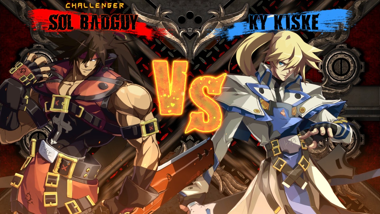 GUILTY GEAR Xrd REVELATOR 1