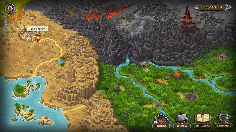 Kingdom Rush Frontiers2