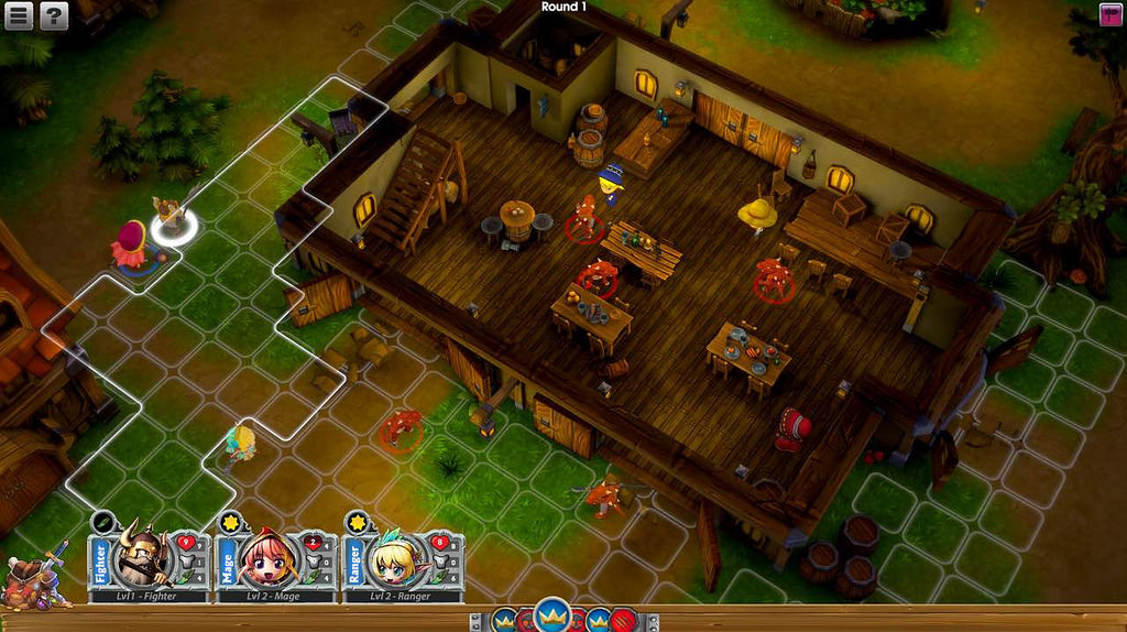 Super Dungeon Tactics2
